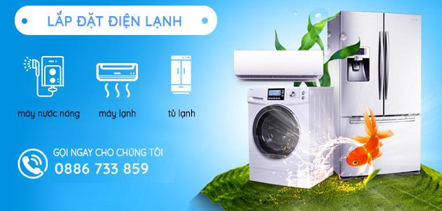 Dịch vụ bảo trì, Bỏa hành máy giặt , Tủ Lanh Buôn Ma Thuột, Đắk Lắk